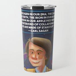 Carl Quote Travel Mug