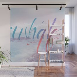 what if Wall Mural