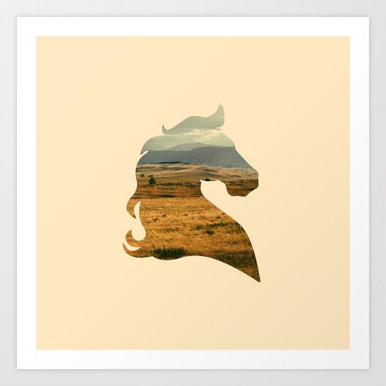 Home on the Range Art Print