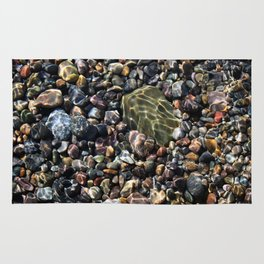 pool of pebbles  Rug