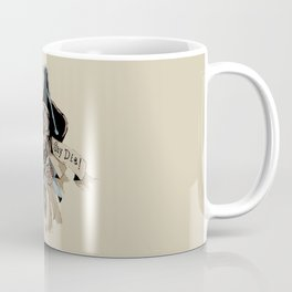 One Eyed Willy Never Say Die - The Goonies Coffee Mug