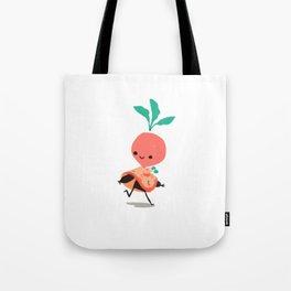 Adventurer Raphanus Tote Bag