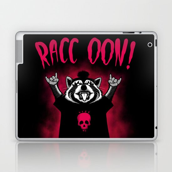 Raccoon! Laptop & iPad Skin