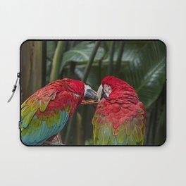Parrot Kiss Laptop Sleeve