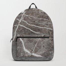 Dark Mural Marble Backpack