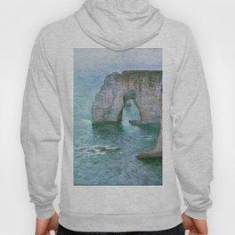 Claude Monet, French, 1840-1926 Manne-Porte, Etretat Hoody