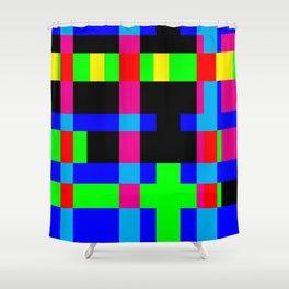 Hangover Helper Abstract Shower Curtain