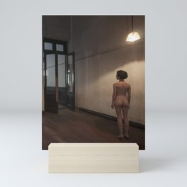 La Salida Mini Art Print