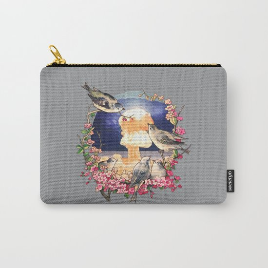 Second Sun - colour option Carry-All Pouch