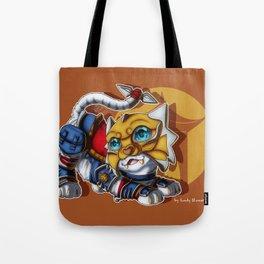 Shado-Pan Tiger Tote Bag