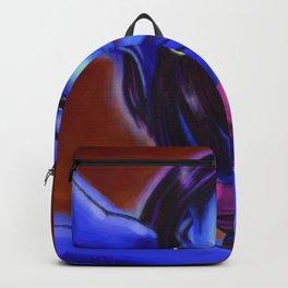 She's Blue Backpack