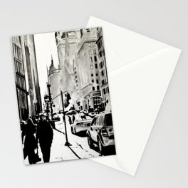 New York Style Stationery Cards