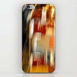 Go Faster :) iPhone Skin