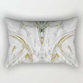 Abstract Anomaly [Poison] Rectangular Pillow