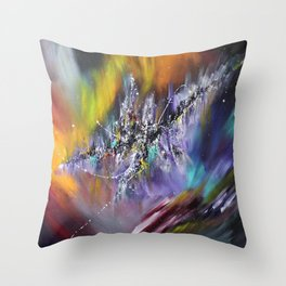 Vitamin String Quartet - 'Motion Picture Soundtrack' Throw Pillow