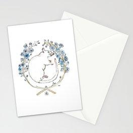 Melancholia: Rat Stationery Cards