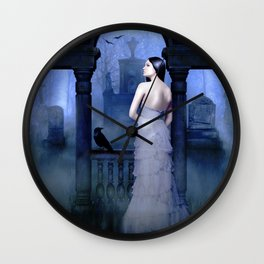 Spirits of the Dead Wall Clock