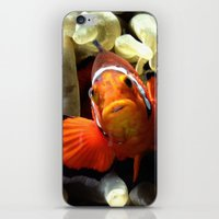 nemo iPhone & iPod Skins featuring Nemo  by RevatiN