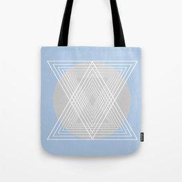 Everything belongs to geometry #7 Tote Bag