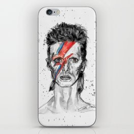 Heroes Inspired in BW iPhone Skin