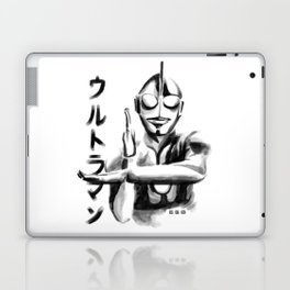 Waterbrushed Robot Hero Laptop & iPad Skin