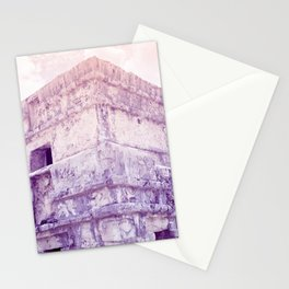 mayan ruins 2 Stationery Cards