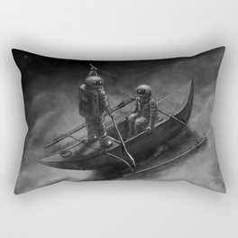 Anywhere With You Rectangular Pillow