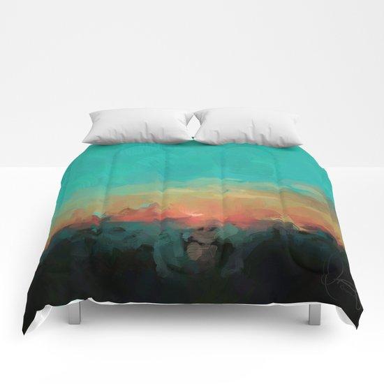 Martinique Comforters