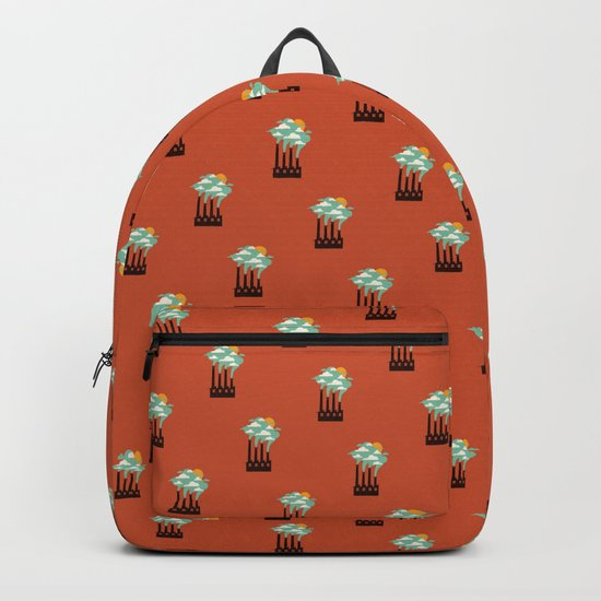 The Cloud Factory Backpack