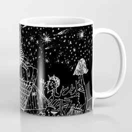 Not now, Creepy Creatures! Coffee Mug