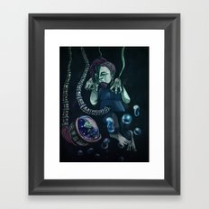 Born Again Framed Art Print