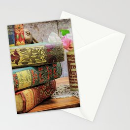 Key To The Riddle Stationery Cards