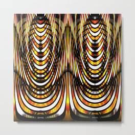 Body Art, 2360h93 Metal Print