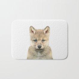 Baby Wolf Bath Mat