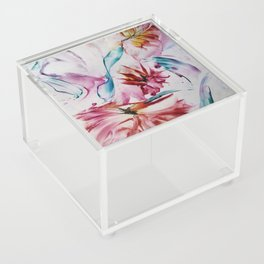 Asters Acrylic Box