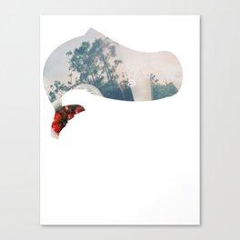 Whale. Canvas Print
