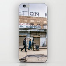 We Run These Streets iPhone & iPod Skin