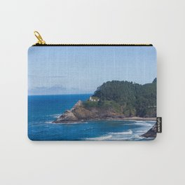 From Far Away - Heceta Head Lighthouse Carry-All Pouch