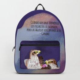 Totem Bonelli´s Eagle (GREFA) Ultraviolet Backpack