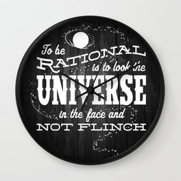 Rationality Wall Clock