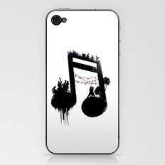 FIESTA iPhone & iPod Skin
