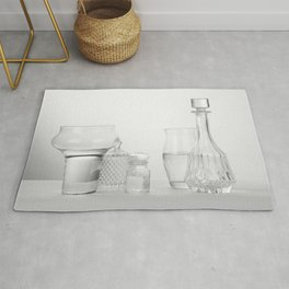 Glassy Water Rug