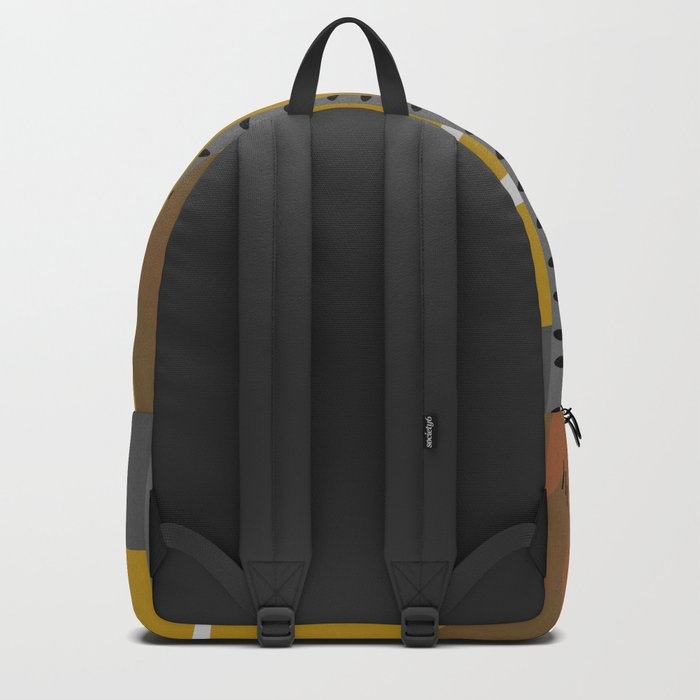 Bears hiding in the woods Backpack
