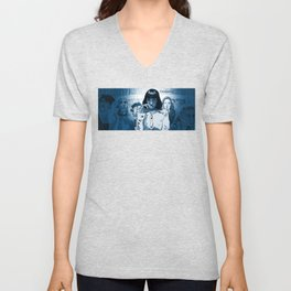 Pulp Fiction - Mia Wallace Unisex V-Neck
