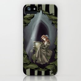 Tragically Ever After: Lily Potter iPhone Case