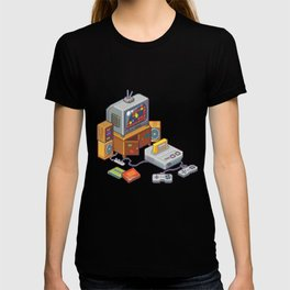 Retro gaming console T-shirt