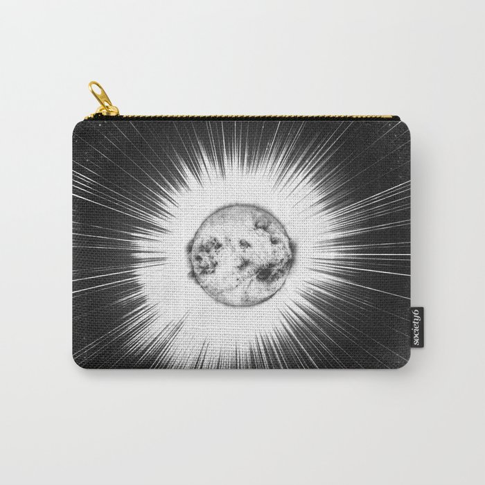 The Eye of Odin Carry-All Pouch