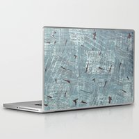 50s Laptop & iPad Skins featuring 50s inspired1 by Pagan Sovereign Studios