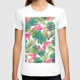 Tropical Leaves 3 T-shirt