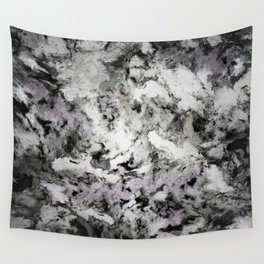 The absent fox Wall Tapestry